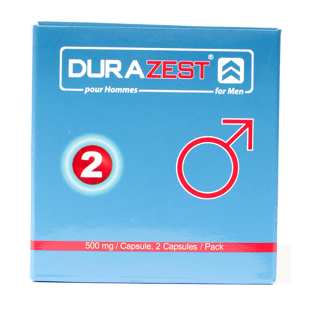 Durazest For Men - 2 Pack